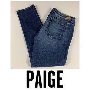 """Paige """"Jimmy Jimmy"""" Boyfriend Jeans"""